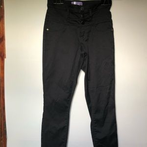 No Boundaries Black High Waisted Skinny Jeans